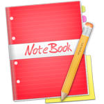 note book icons